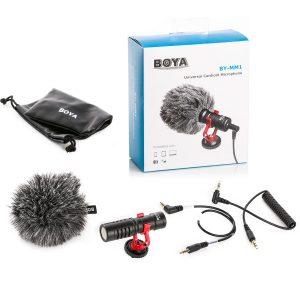 BOYA BY MM1 Professional Microphone