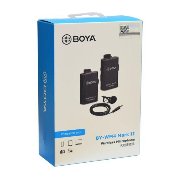 BOYA BY WM4 Wireless Microphone
