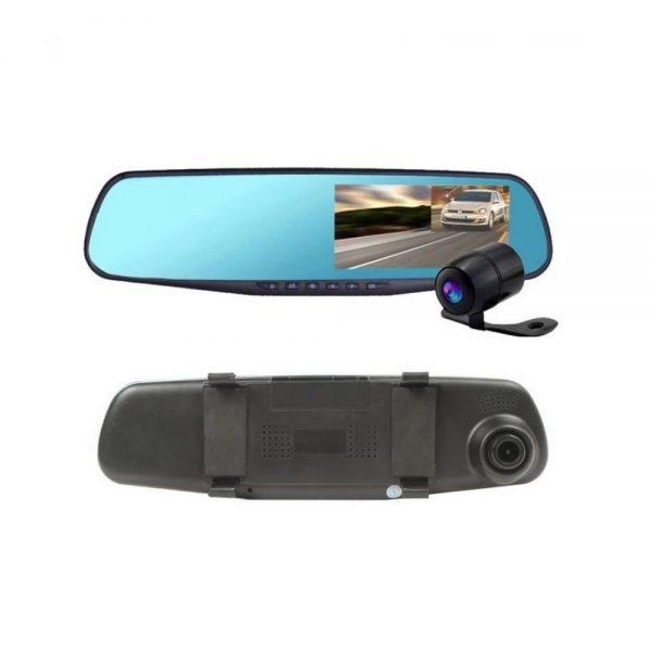 Car DVR Mirror DUAL Camera