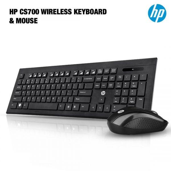 HP Wireless Keyboard Mouse