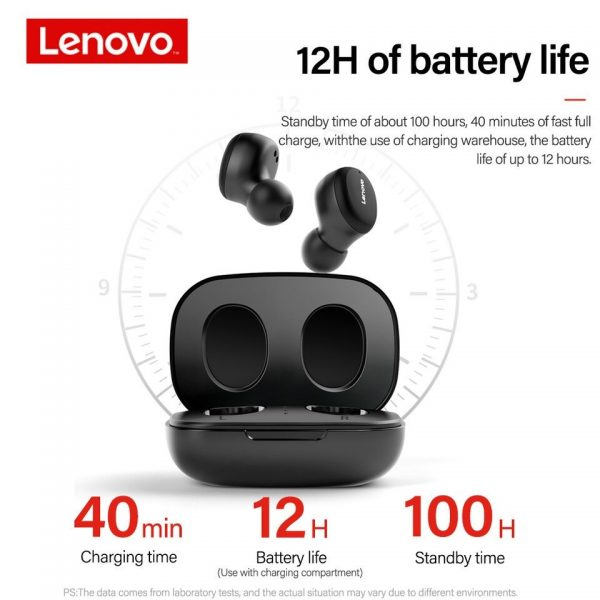 Lenovo H301 Tws Wireless Earbuds (Original)