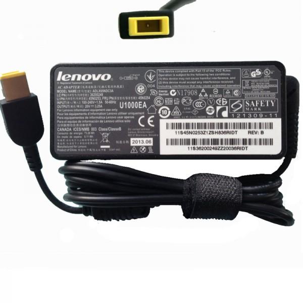 Lenovo Square Pin Laptop Charger