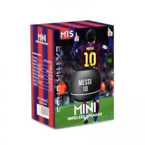Messi 10 Mini Bluetooth Speaker