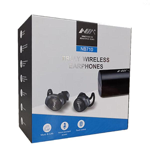 NIA NB710 TWS Bluetooth Earbuds