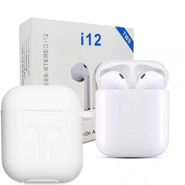 TWIN i12 Wireless Earphone