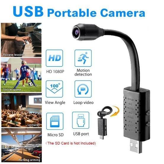 USB Gnoose Neck WIFI Camera