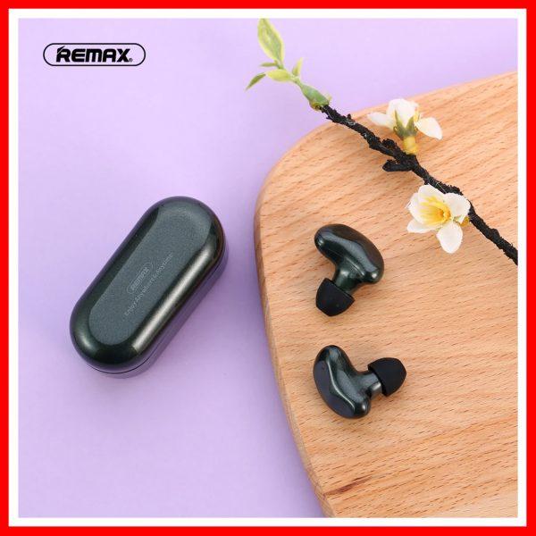 remax v5 tws wireless earbuds