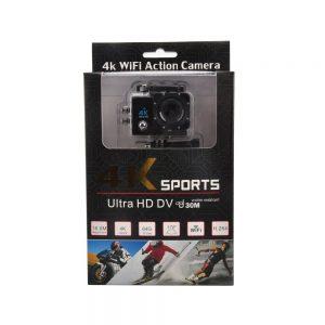 Sports Camera WiFi 4K