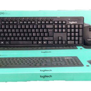 Logitech Wireless Combo Keyboard MK290