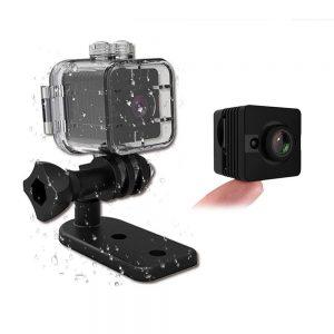 SQ12 Waterproof Mini Camera